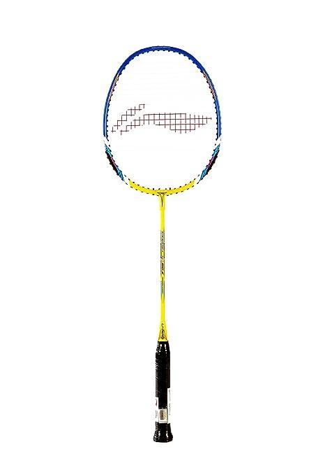 amazon com li ning xp 60 ii smash badminton racquet smash xp ii