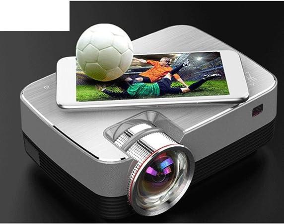 Aprendizaje Juguete Máquina De Historia, Mini Proyector Portátil Compartir Pantalla Reproductor De Películas Proyección De Pantalla Proyector De Teléfono Móvil Sin Pantalla De TV Sonar,16Gmemorycard: Amazon.es: Hogar