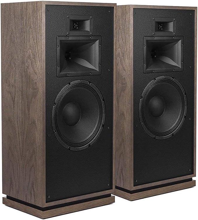 Klipsch Forte III Heritage Series Loudspeakers - Pair (Distressed Oak)