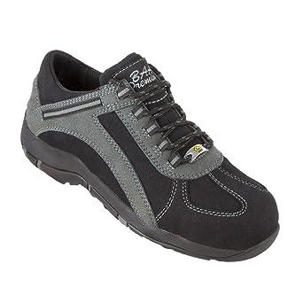 Baak 3216 - Señoras calzado de seguridad prima mujer sally s3 esd zapatos bgr 191 nº 35, negro,: Amazon.es: Industria, empresas y ciencia