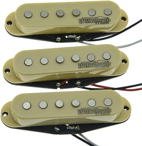 Wilkinson Lic - Pastillas de guitarra, una sola bobina, para ...