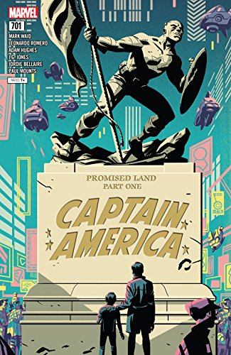 Captain America (2017-) #701 (Marvel Captain America Issue)