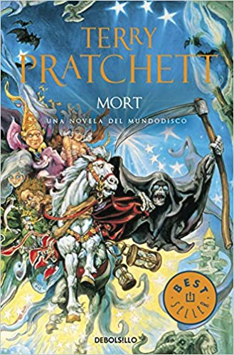Mort (mundodisco 4) por Terry Pratchett