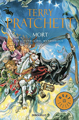 Mort (Mundodisco 4) (BEST SELLER) Tapa blanda – 18 ene 2017 Terry Pratchett DEBOLSILLO 8483463288 Fantasy - General