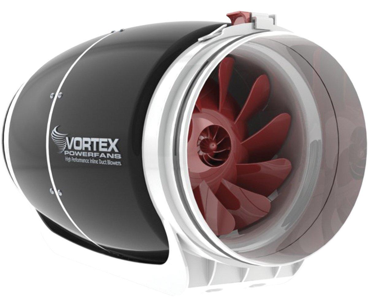 Vortex 711 CFM S-Line S-800 Fan, 8''