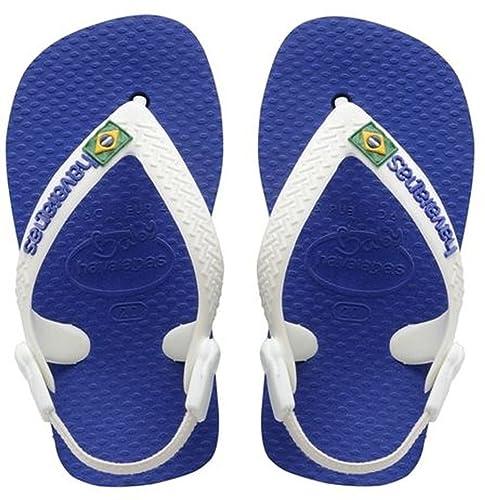 75b2bafa8449e Havaianas Tongs Bebe Brasil Logo  Amazon.fr  Chaussures et Sacs