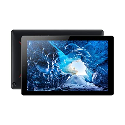 CHUWI HiPad Tablet PC Tableta Negra 10.1 Pulgadas Android 8.0 Oreo (MT6797 X27) Diez núcleos hasta 2.6GHz 1920x1200 IPS 3GB RAM 32GB ROM 7000mAh ...