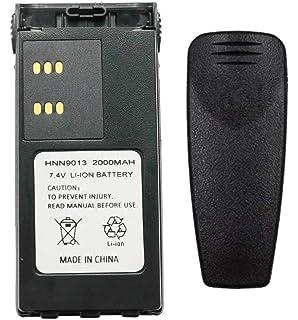 NNTN7335 Two Way Radio Battery Replacement for Motorola Radio XTS1500 XTS2500 PR1500 MT1500