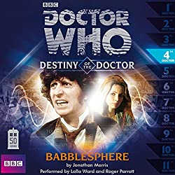 Doctor Who - Destiny of the Doctor - Babblesphere