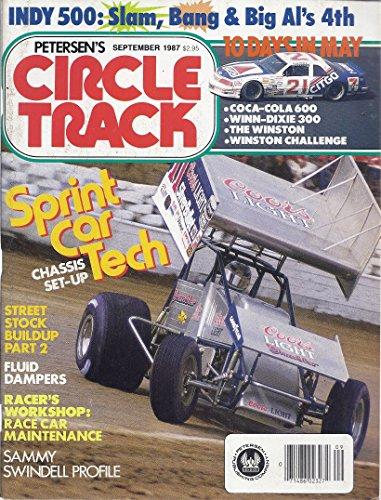 Petersen's Circle Track Magazine (September 1987) ()