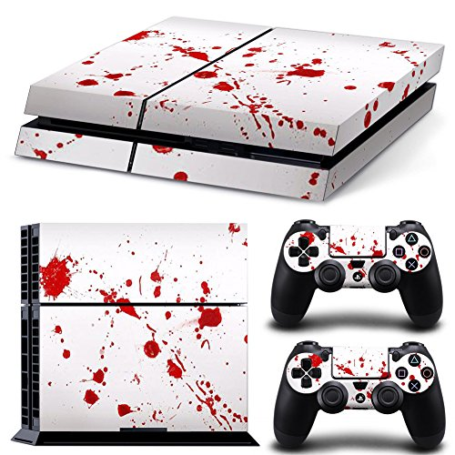 console playstation 4 white - 3