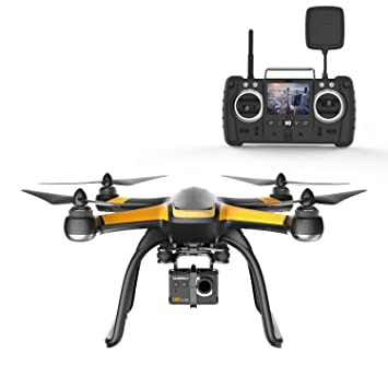 Hubsan JYZ Drone H109S X4 Pro Quadcopter FPV 3 Axis Gimbal 1080p ...