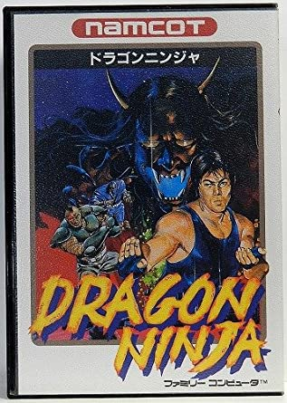 Amazon.com: Dragon Ninja (Japan): Video Games