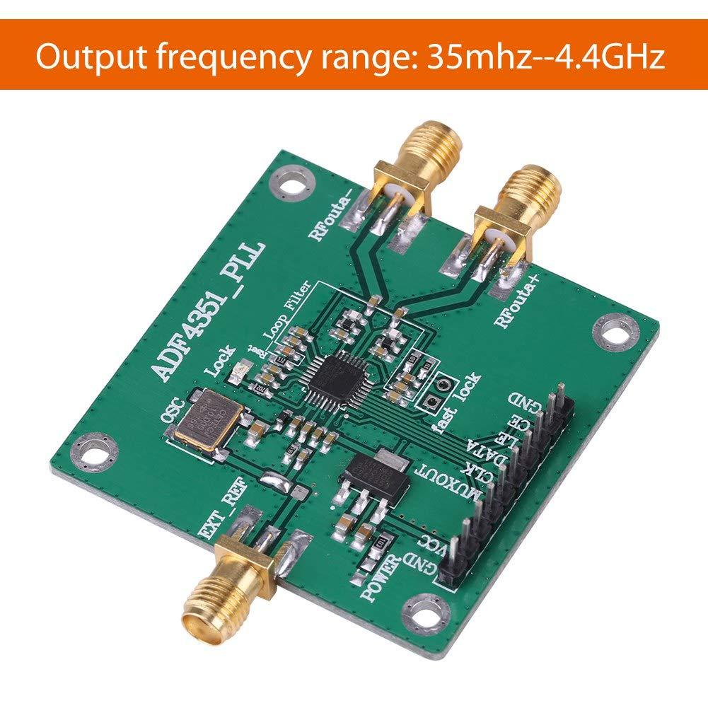 35-4400M ADF4351 HF-Signalquelle Signalgenerator Wellen- Punktfrequenz-Sw V9I1