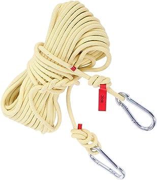 Cuerda Escalada, Cuerda de Seguridad Resistente A Altas ...