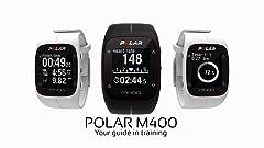 Amazon.com: Polar M400 reloj deportivo inteligente con GPS ...