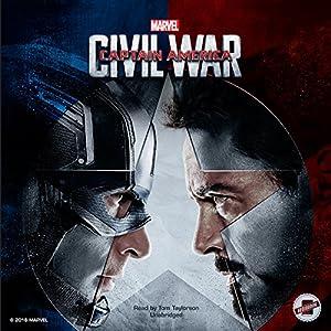 Marvel's Captain America: Civil War Audiobook