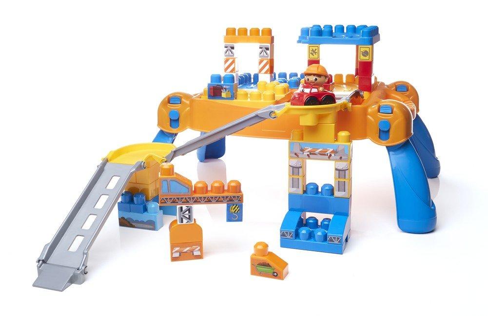 Table piste rapide First Builders Mega Bloks