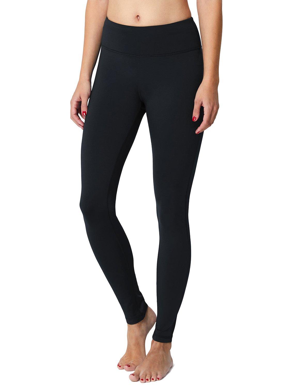 7910cf16050 Baleaf Women s Fleece Lined Leggings Yoga Pants Inner Pocket product image