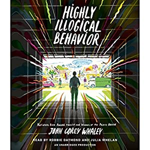 Highly Illogical Behavior Audiobook