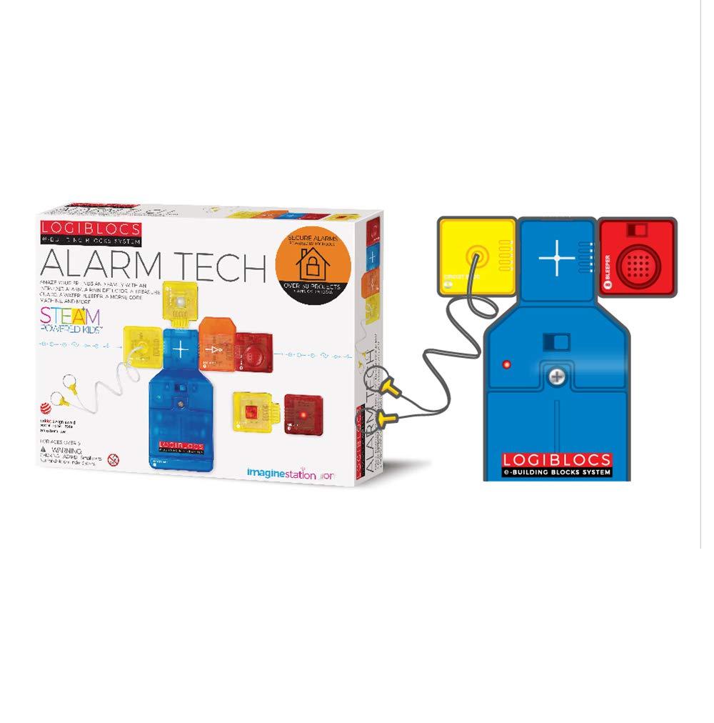 EP-Toy Scientifique Jouets expériHommestaux, Various Alarm Casse-tête Manuel créatif pour Enfant