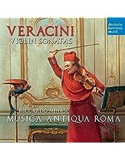 Veracini: Sonatas For Violin & Basso Conitinuo