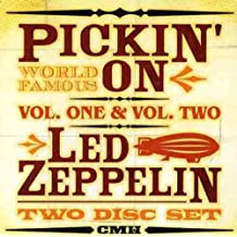Pickin On Led Zeppelin, Vol. 1 and 2