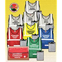 Incident Command Kit, 8 Vests