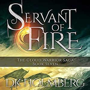 Servant of Fire Audiobook