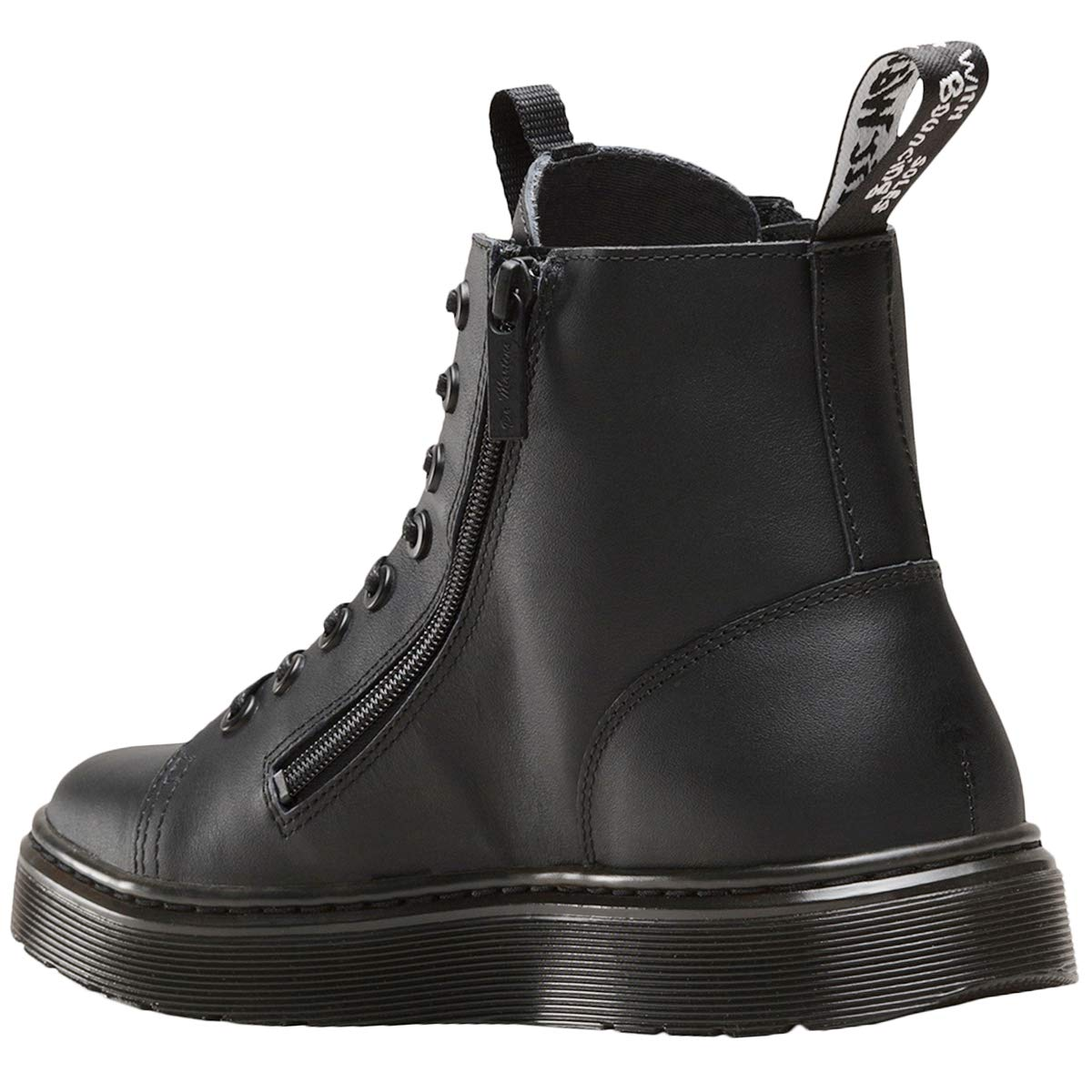 Dr. Martens Unisex Schuhe Boot Talib Zip Schnürstiefel Boots Combat Boot Schuhe Black fd35f0