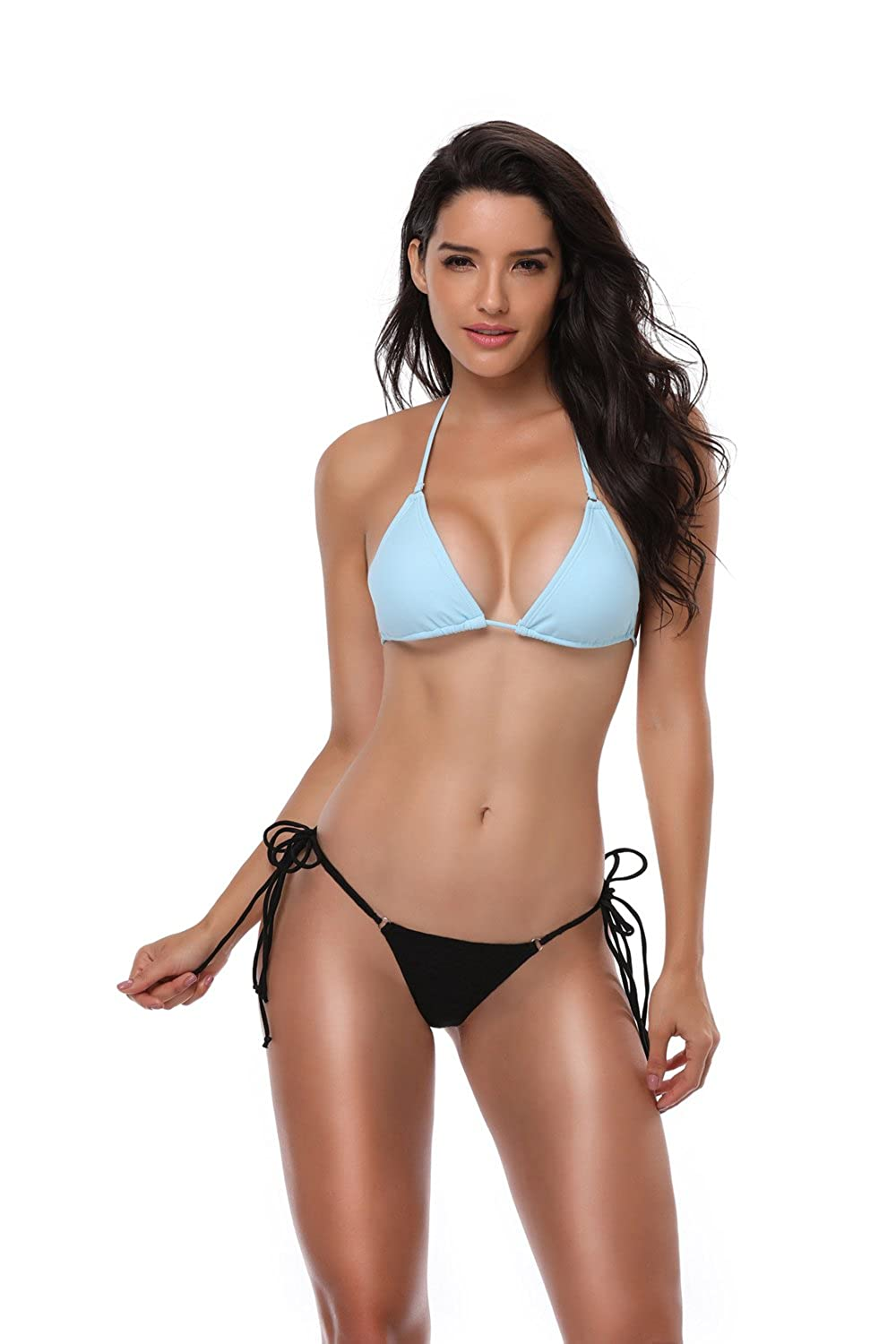 Women Bikini Set  Summer Beach TwoPiece Swimwear