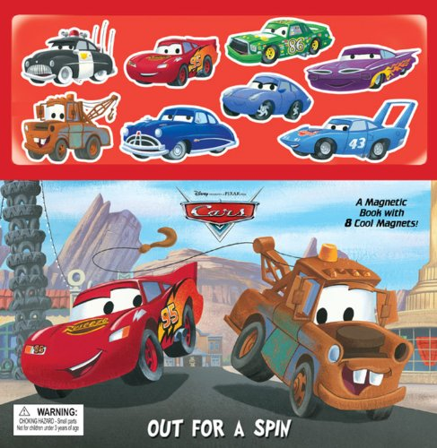 Disney/Pixar: Cars Out for a Spin (Disney Presents a Pixar Film: Cars) (Car Magnet People)