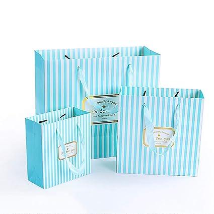 Amazon.com: WWAVD Bolsas de regalo de alta gama, bolsas de ...