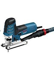 Bosch Professional Stichsäge GST 150 CE (780 Watt, Schnitttiefe Holz max: 150 mm, im Koffer, kein Schlauch enthalten)