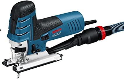 Bosch Professional GST 150 CE - Sierra de calar (780 W, 500 – 3100 cpm, profundidad de corte 150 mm, en maletín)