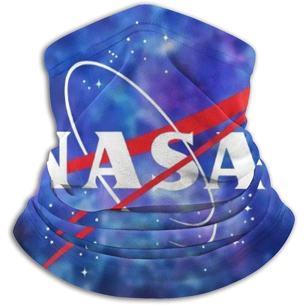 Xian Shiy Galassia Via Lattea NASA Copricapo da esterno Scaldacollo in pile Scaldacollo comodo Scaldacollo Maschera Sciarpa per tempo freddo