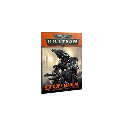 Games Workshop Warhammer 40,000 Kill Team Core Manual: Toys & Games