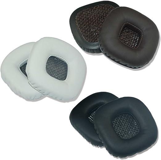 Miayaya Almohadillas de Espuma Cojines para Marshall Major Major II Auriculares Pieza de Repuesto