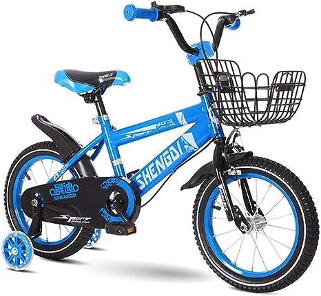 K-G Bicicleta Infantil Bicicleta niño de 2-9 años, Bicicleta de ...
