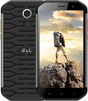 Movil Antigolpes, EL S60 Android 7.0 IP68 Smartphone Impermeable ...