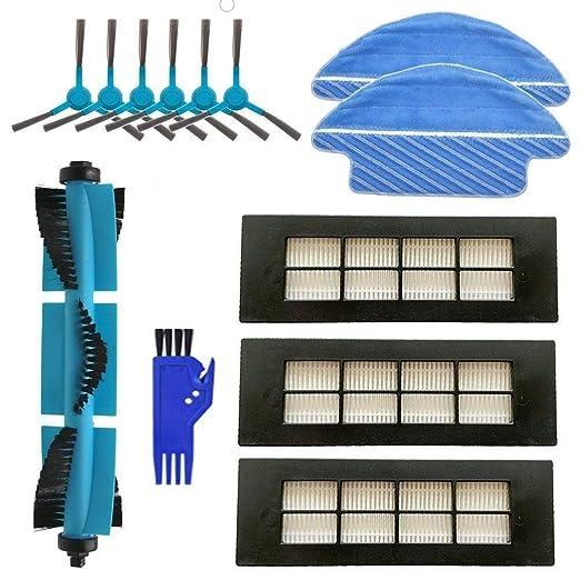 MTKD® Kit para Cecotec Conga Serie 3090 Accesorios Cepillo Central ...
