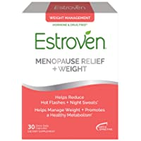 Estroven Weight Management | Menopause Relief Dietary Supplement | Multi-Symptom...