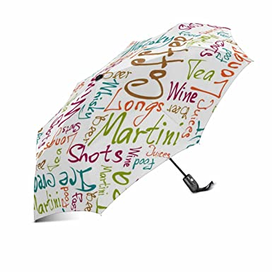 graphic regarding Umbrella Pattern Printable identify : vibrant Foodstuff and beverages names behavior print