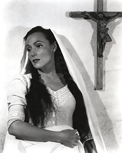 1f12b3e82 Image Unavailable. Image not available for. Color  Dolores Del Rio Posed in  White ...
