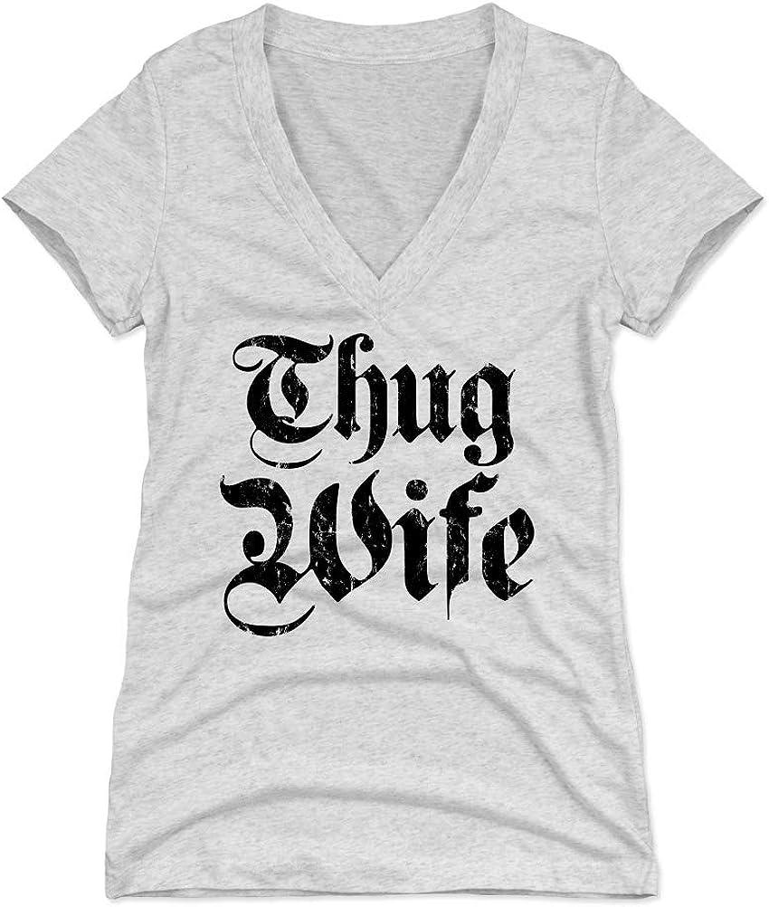 Bald Eagle Shirts Wife Women's Shirt - Thug Wife 61S-91P3zrL
