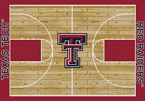 Texas Tech Red Raiders NCAA Area Rug (5'4