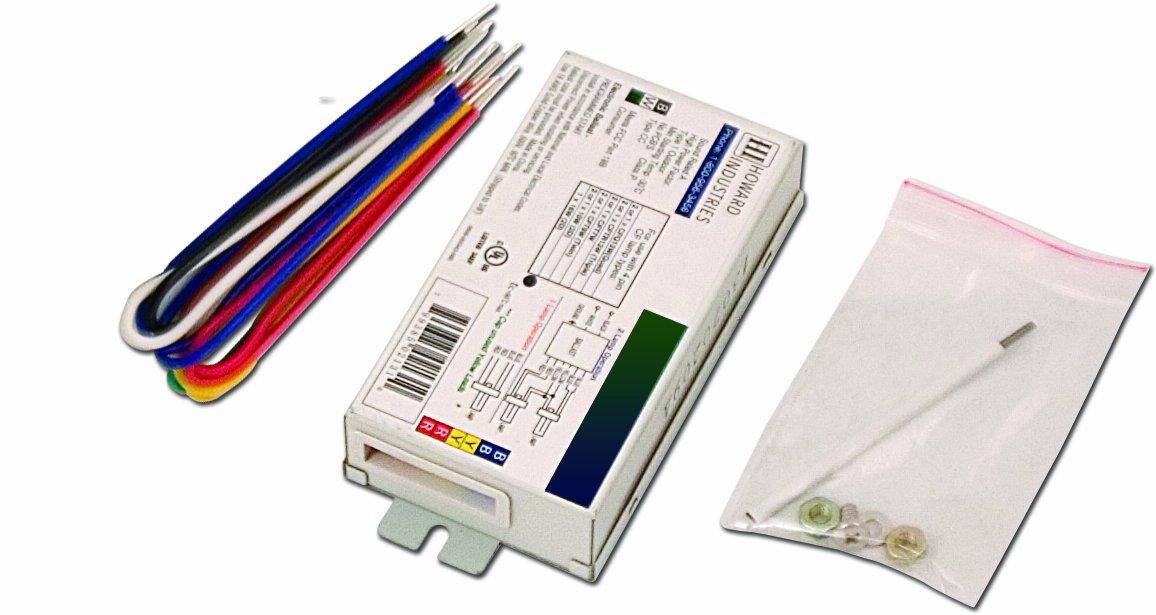 Howard Lighting EP2/13CF/MV/K2 Electronic Ballast for Operating 12W CFL Lamps