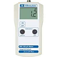 Milwaukee Instruments MW100 Ph Meter with 2 Point