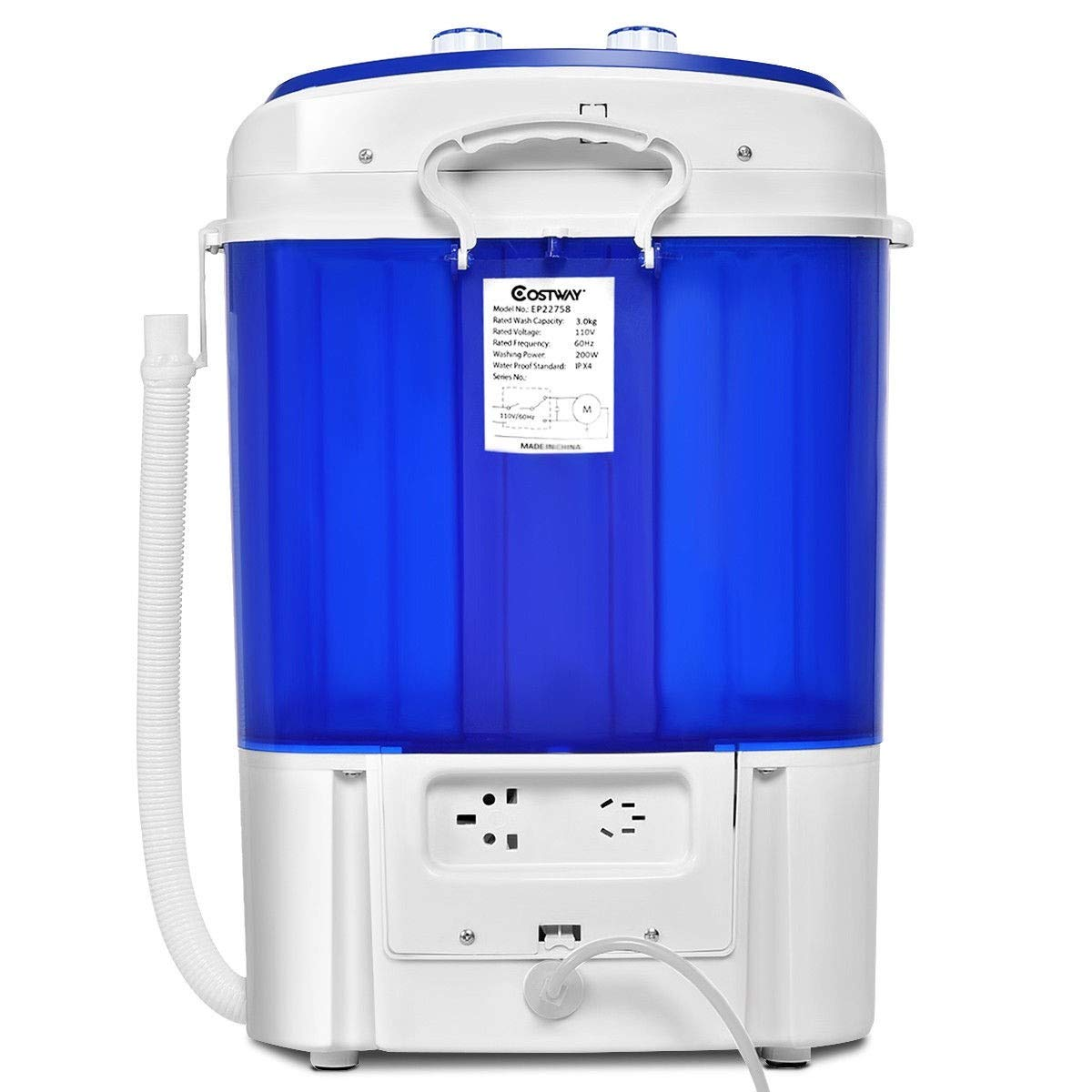 MD Group Mini Portable Washer Washing Machine by MD Group (Image #7)
