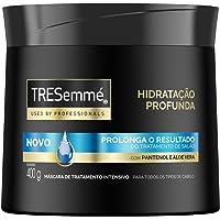 Máscara de Tratamento TRESemmé Hidratação Profunda cabelos hidratados e macios 400g